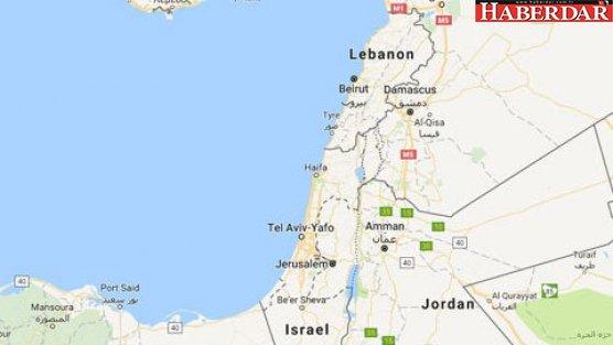 Google, Filistin'i dünya haritasından sildi