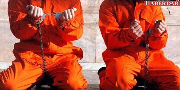 Guantanamo modeli için düğmeye basıldı