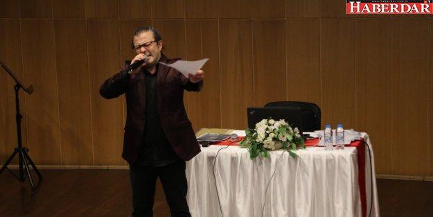 Günay Cantürk'ten muhteşem şiir dinletisi