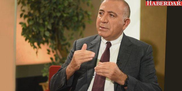 Gürsel Tekin: İstanbul Büyükşehir Belediye Başkan Adayı Olmak İstiyorum