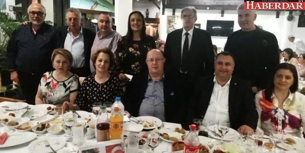 Güzelce'de Rumeli iftarı