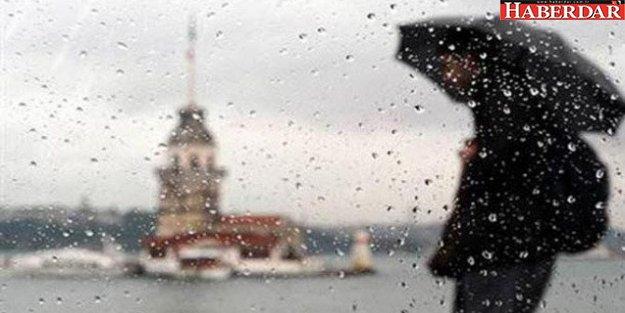 Hafta sonu İstanbul'da hava durum nasıl olacak?