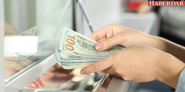 Haftanın son işlem gününde dolar kuru güne nasıl başladı?
