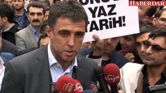 Hakan Şükür'ün 4 yıl hapsi isteniyor