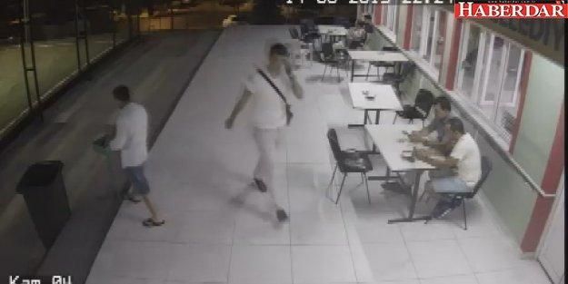 Halısaha hırsızı aranıyor!