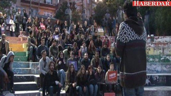 Halkın referandum isyanı sürüyor
