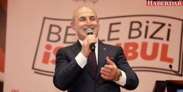 Hasan Akgün: Büyükçekmece - İzmir arası 4,5 saate düşecek