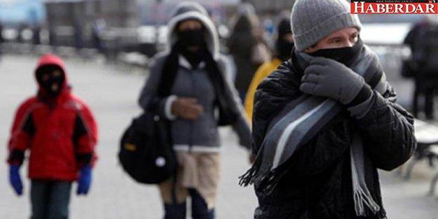 Hava sıcaklığı 8-12 derece azalacak