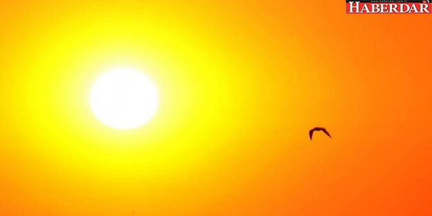 Hava sıcaklığında 137 yılın rekoru