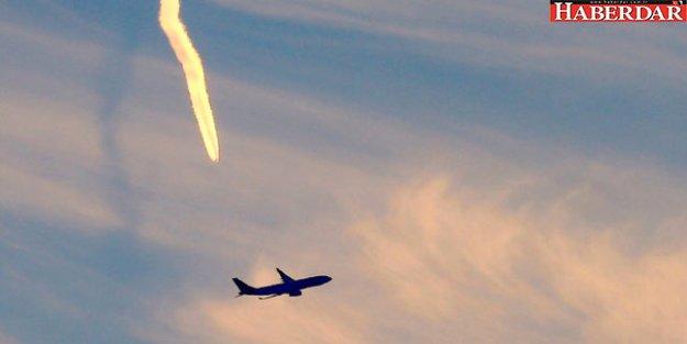 Hava Sıcaklığının 49 Dereceye Yükseldiği ABD'de Uçaklar Kalkış Yapamadı
