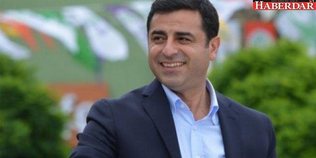 HDP'de Demirtaş'ın adaylığı öne çıkıyor