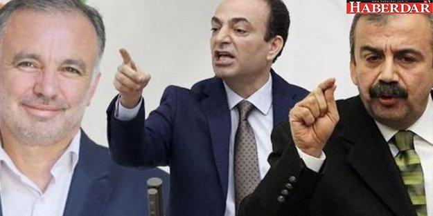 HDP'de Selahattin Demirtaş'ın yerine gelebilecek 3 isim konuşuluyor