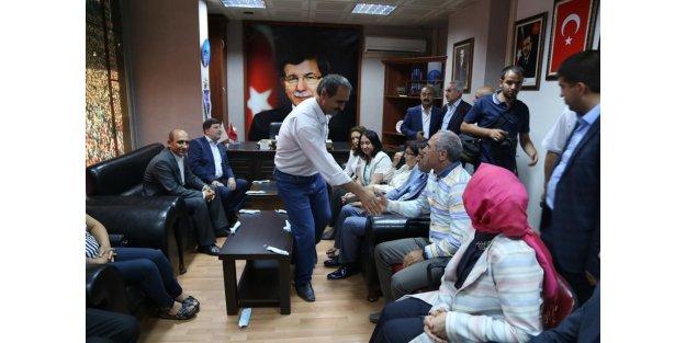 HDP'den AK Parti'ye bayram ziyareti