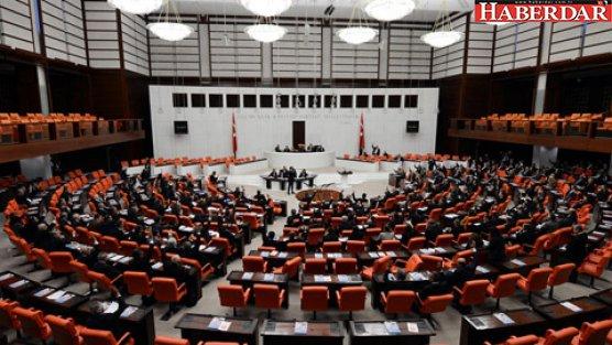 HDP'lilerin fezlekeleri Meclis'te