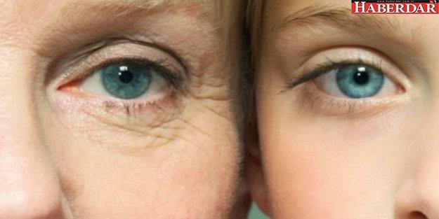 Hızlı yaşlanma belirtilerine dikkat