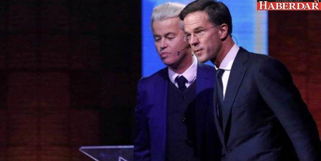 Hollanda'da Sandıklar Kapandı! Başbakan Rutte Kazandı