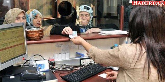 Hükümet düğmeye bastı! Tek tıkla emeklilik