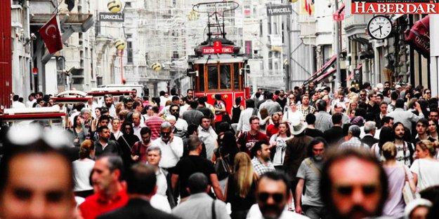 İBB açıkladı... İşte İstanbul'daki kadın ve erkek nüfusu