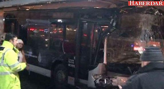 İBB'den metrobüs kazasıyla ilgili açıklama