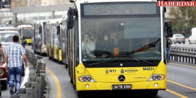 İBB'den o gün için toplu taşıma kararı!