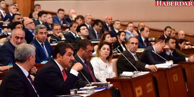 İBB Meclisi pazartesi toplanıyor