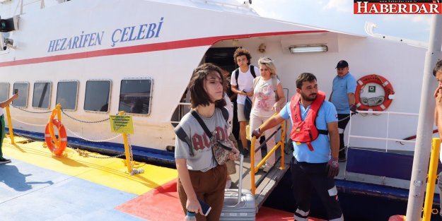 İDO'nun Büyükçekmece - Mudanya seferlerine yoğun ilgi