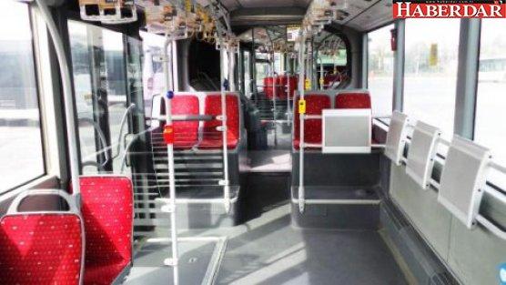 İETT otobüslerine 'panik butonu'