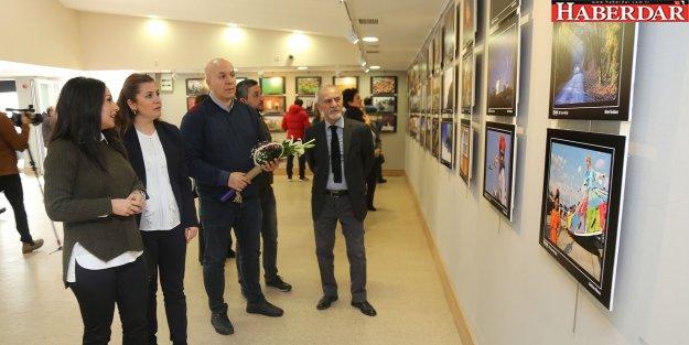 İFSAK Karma Fotoğraf Sergisini Büyükçekmece'de açtı