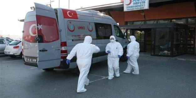 İki hastanede Ebola paniği