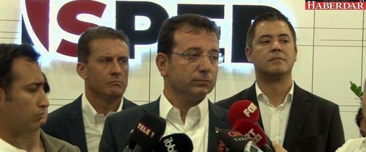 İmamoğlu'ndan Erdoğan'ın 'Bizim de yapacaklarımız var' sözlerine yanıt