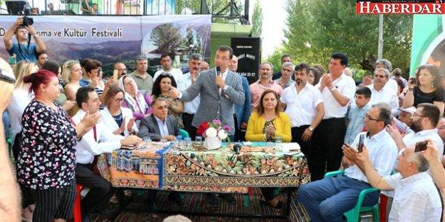 İmamoğlu'ndan Kılıçdaroğlu'na:  'Ona minnet duyuyorum'