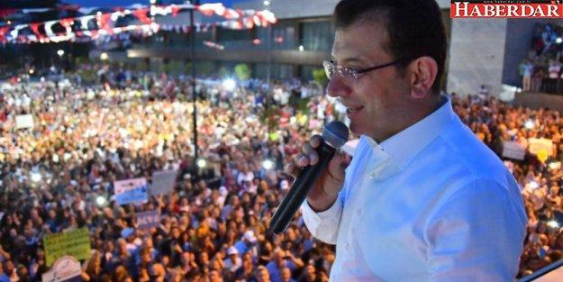 İmamoğlu: Tek çaresi iftira, karalama olan parti kaybetmeyi kabul etmiştir