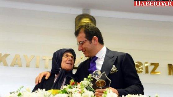 İmamoğlu tüm emekçi kadınları kutladı