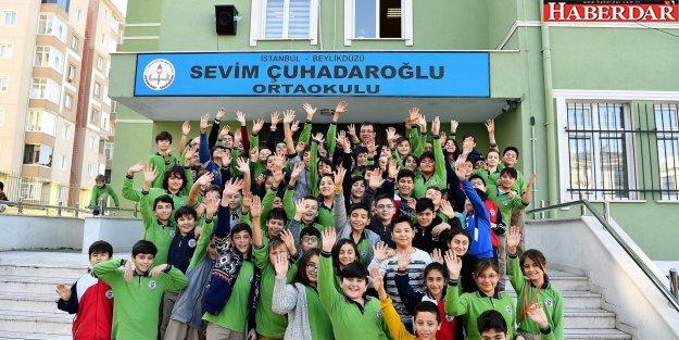 """İMAMOĞLU'NDAN 'HAYIRLI OLSUN"""" TURU"""