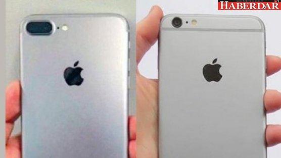 iPhone 7 sonunda yüzünü gösterdi