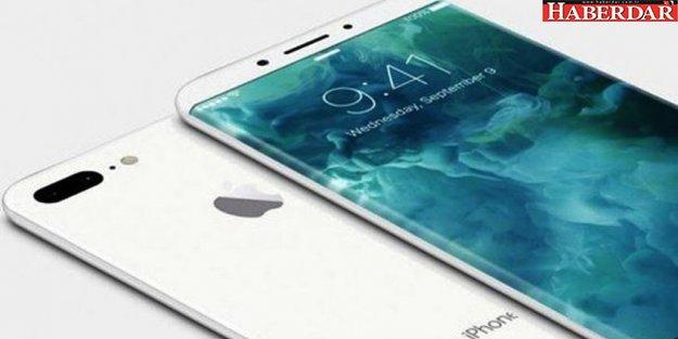 iPhone 8'de parmak izi okuyucusu olmayacak