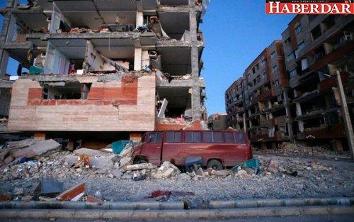 Irak'ta 7.3 büyüklüğünde deprem! Ölü sayısı 200'ü geçti
