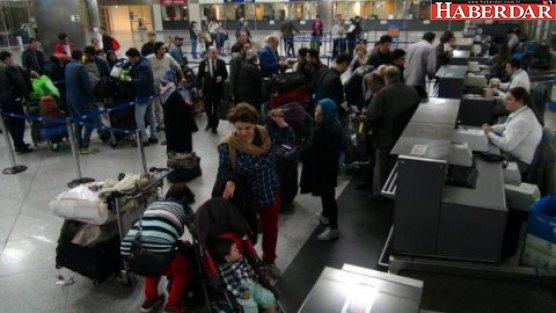 İranlı turistler İstanbul'a akın etti