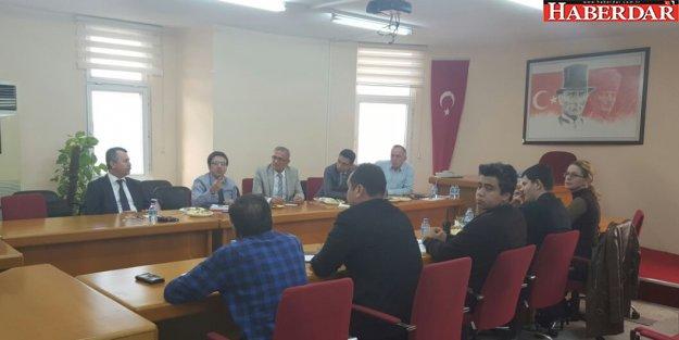 İş Sağlığı ve Güvenliği Kurulu Kumburgaz'da toplandı