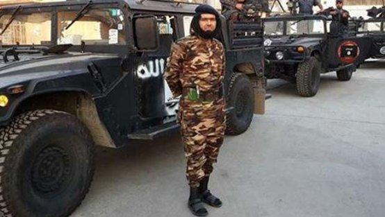 IŞİD'e ağır darbe: O komutan öldürüldü!