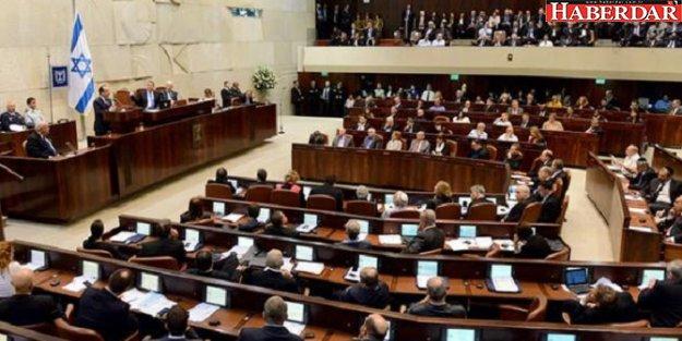 İsrail parlamentosunda 'Erdoğan tartışması'