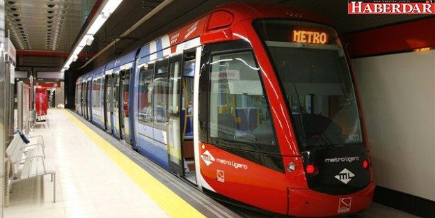 İstanbul'a 2018'de 5 Yeni Metro Hattı Açılacak