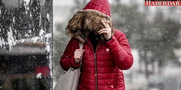 İstanbul'a kar geliyor, Ankara donacak! Meteoroloji'den üst üste uyarı