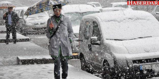 İstanbul'a önce bahar sonra kara kış gelecek!