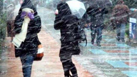 İstanbul'a soğuk ve kar uyarısı