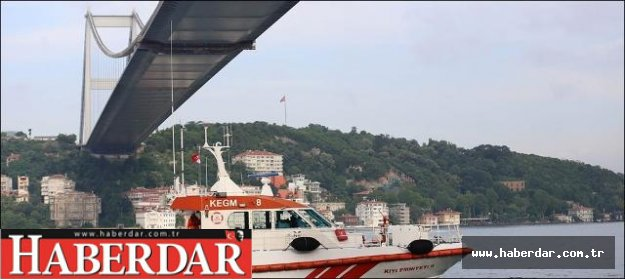 İstanbul Boğazı'nda korku dolu anlar: 2 kayıp