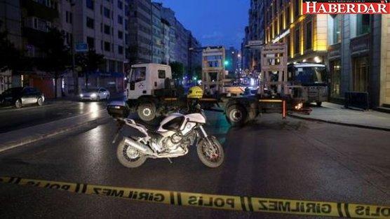 İstanbul'da 1 Mayıs önlemleri: Bazı yollar kapatıldı