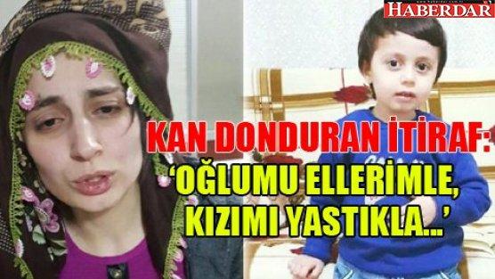 İstanbul'da 'anne' vahşeti!