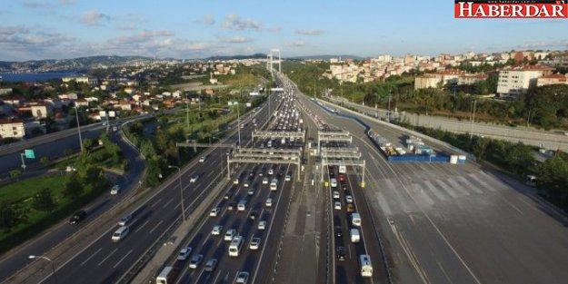İstanbul'da bu yollar bugün trafiğe kapalı