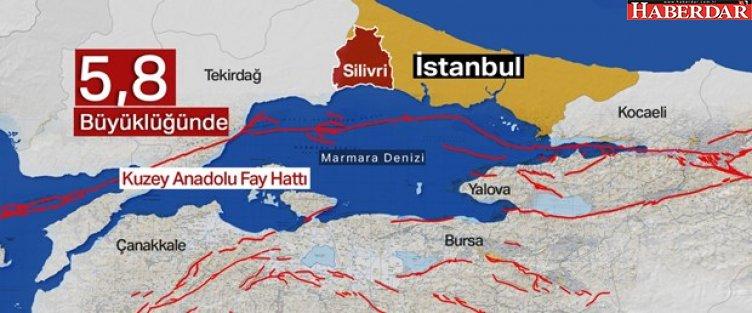 İstanbul'da deprem sonrası 77 binada ağır hasar tespit edildi